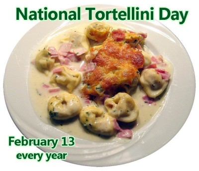 Celebrate National Tortellini Day February 13 | NonStop Celebrations