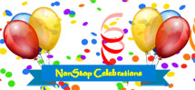 NonStop Celebrations logo